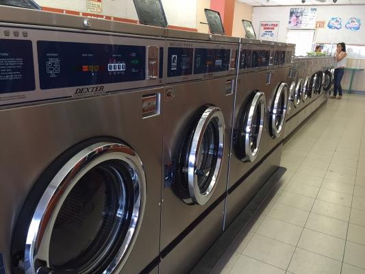 Fontana Coin Laundromat For Sale