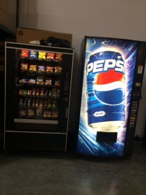 Near John Wayne Airport Vending Machine Route - Price Reduced For Sale