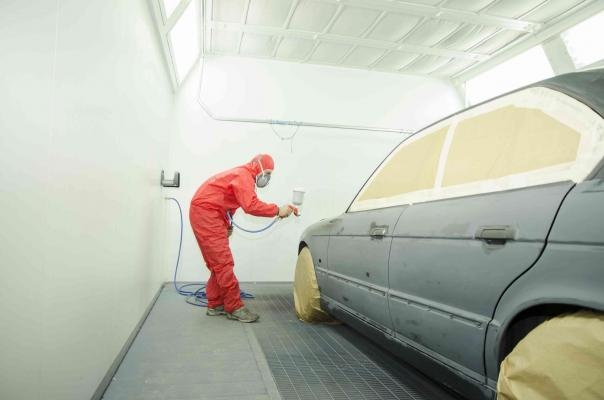 San Diego County High Capacity Body And Paint Shop For Sale