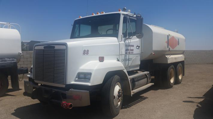 Northern LA County Water Trucks Sweeping And Limousine Company For Sale