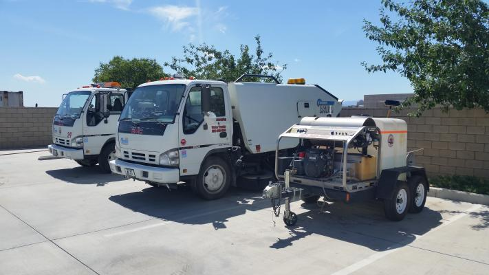 Water Trucks Sweeping And Limousine Company Business For Sale