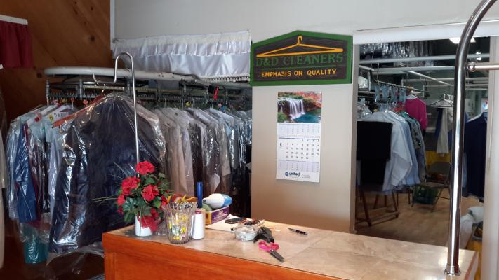 Dry Cleaners - Long Established Loyal Customers Business For Sale