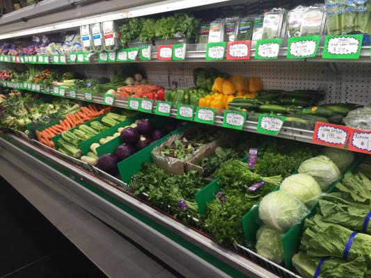 San Mateo County Organic Grocery And Meat Market For Sale