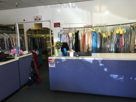 San Francisco Bay Area Dry Cleaning Agency For Sale