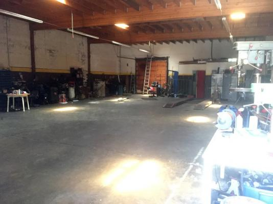 Auto Repair With Property Business For Sale