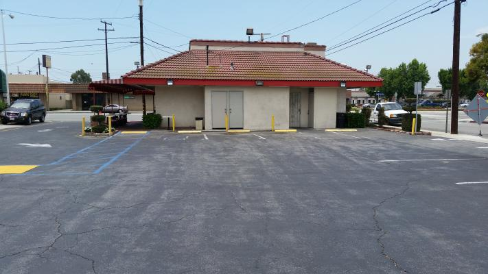 Norwalk Fast Food Restaurant With Property For Sale