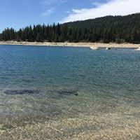 Sierra National Forest Seasonal Lake Front Retreat For Sale