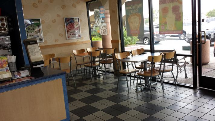 Orange County - Affluent Area Dairy Queen Orange Julius Franchise Restaurant For Sale
