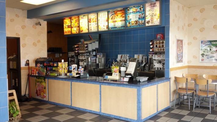 Dairy Queen Orange Julius Franchise Restaurant Business For Sale