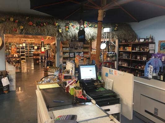 High Volume Liquor Store Business For Sale