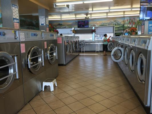 Coin Laundry With Freestanding Building Business For Sale