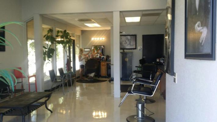 San Diego, Mission Valley Hair Salon Barber Shop - Reduced Price For Sale