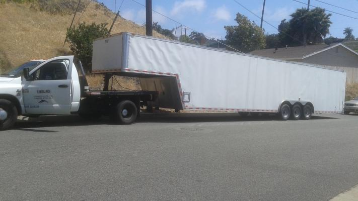 San Diego Co., Barstow Supply Delivery Route - Part Time Established For Sale