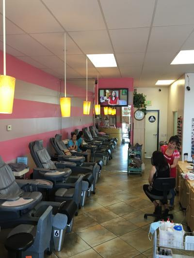 Orange County Nail Salon For Sale