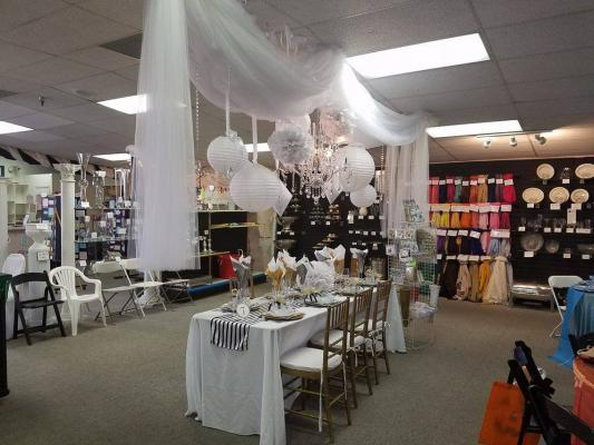 Party Rental And Retailer Business For Sale