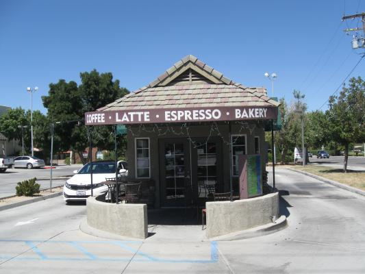 Antelope Valley, LA County Drive Thru Coffee Shop - Independent Fwy Location For Sale