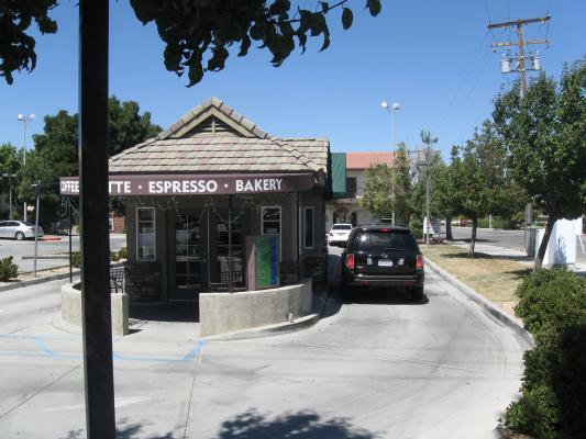 Drive Thru Coffee Shop - Independent Fwy Location Business For Sale