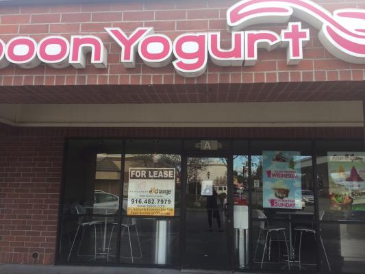 Dixon, Solano County Frozen Yogurt Shop - Asset Sale For Sale