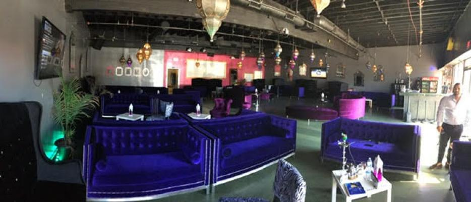 Hookah Lounge Business For Sale