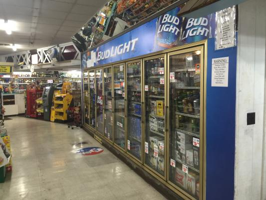 Fresno Liquor Store With Real Estate For Sale