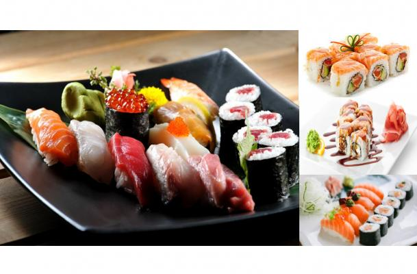 Orange County Sushi Restaurant - Absentee Run For Sale