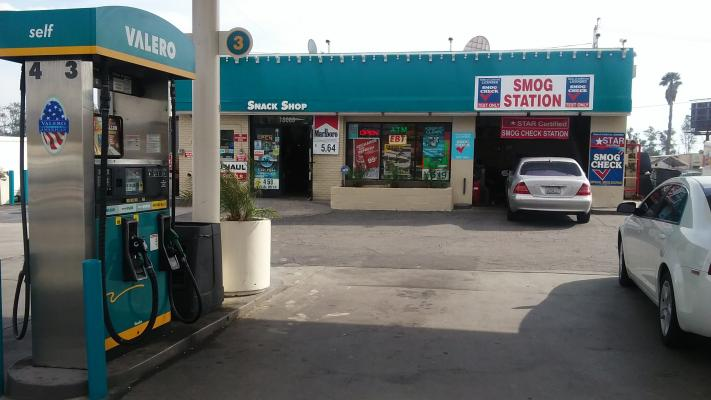 Fontana, San Bernardino County Smog Shop For Sale