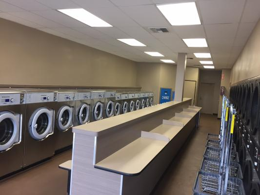 Escondido, N San Diego County Coin Laundry - Renovated, Turn Key, Absentee Run For Sale