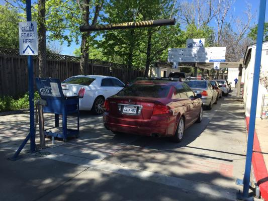 San Jose, Santa Clara County Full Service Car Wash - Excellent Location For Sale