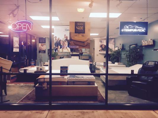 Alameda County Retail Mattress Store For Sale