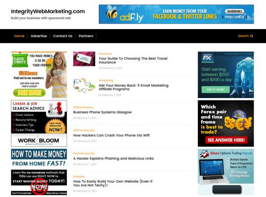 San Diego - Relocatable Automated Online Directory - Web Service For Sale