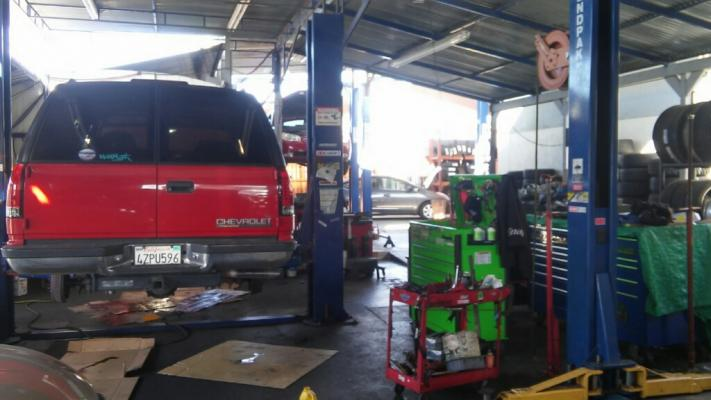 San Diego Automotive Repair Shop With Real Estate For Sale
