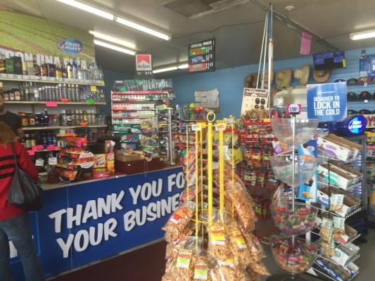 Tulare County, Hwy 99 Area Gas Station With Liquor License For Sale
