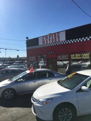 Oxnard, Ventura County Used Car Dealership Repair - Well Established For Sale