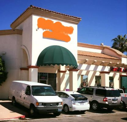 Moreno Valley,Riverside County Fully Fixturized Restaurant - Can Be Converted For Sale