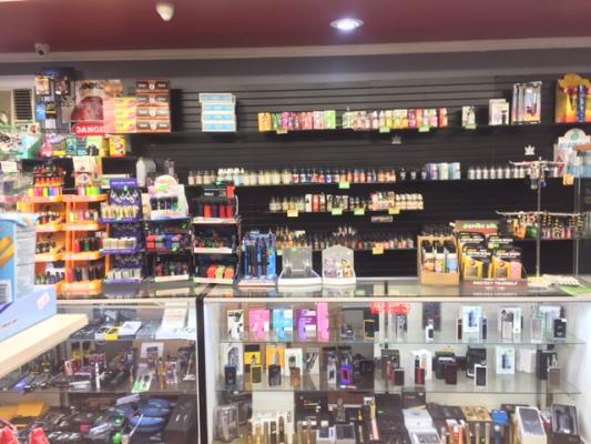 Tobacco And Vape Smoke Shop Business For Sale
