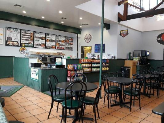 East Sacramento, Folsom Blvd Profitable Mr Pickles Sandwich Shop QSR Franchise For Sale
