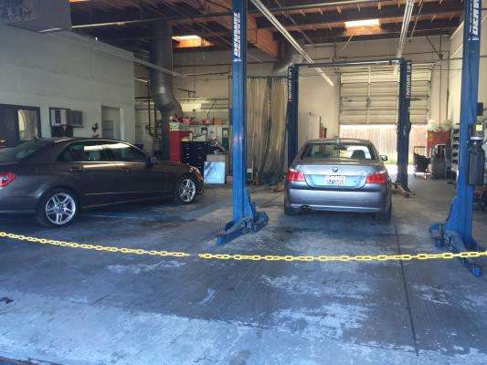 Alameda County Auto Body Shop - Inventory Included For Sale