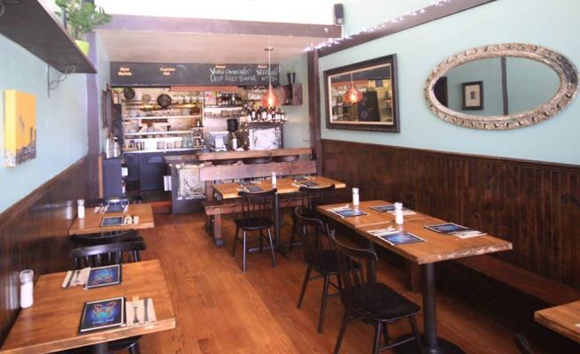 San Francsico Small Cute Cozy Restaurant For Sale