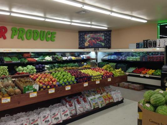 East County, San Diego Area Mediterranean Jr Super Market - Very Busy Store For Sale