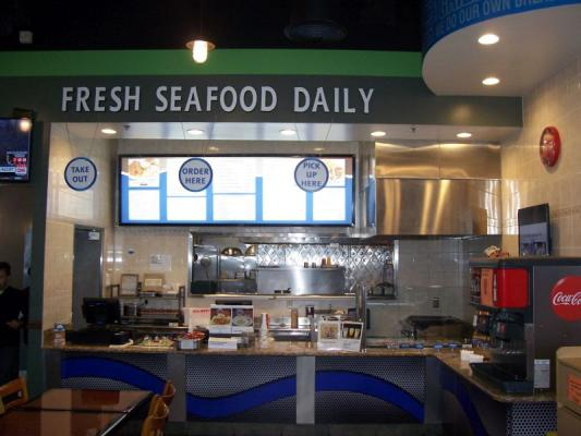 Inland Empire, Fontana Profitable Fish And Seafood Restaurant For Sale