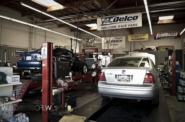 Alameda County Auto Repair Shop For Sale