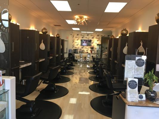 Full Service Beauty Salon Business For Sale