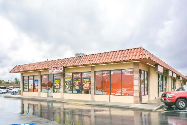 San Bernardino Area Donut Shop - Newly Remodeled In Busy Plaza For Sale
