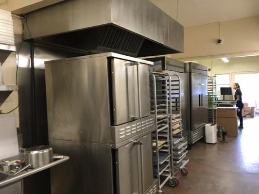 Burbank, LA County Commercial Kitchen With Equipment For Sale