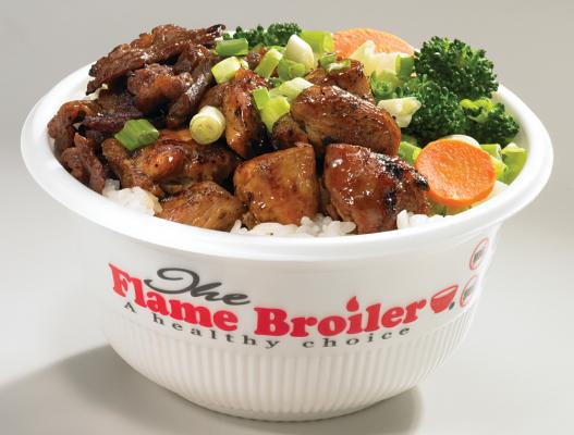 South Orange County Flame Broiler Franchise Restaurant - Absentee Run For Sale