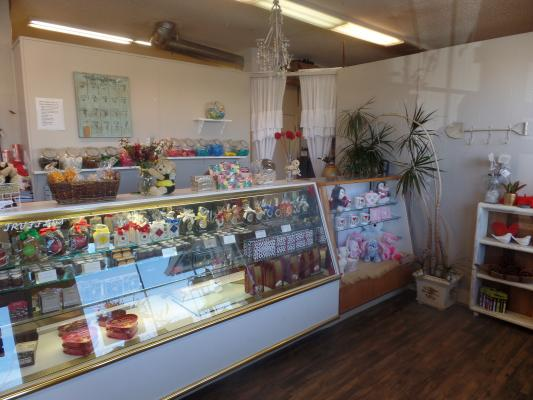 Sacramento Area Florist And Sweets Shop For Sale