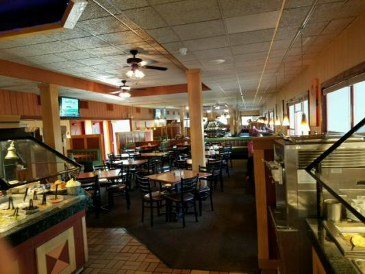Sizzler Family Restaurant - Self Standing Building Business For Sale