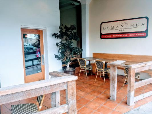 Rockridge Area, Oakland Poplular Asian Fusion Restaurant - Prime Location For Sale