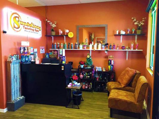 San Bernardino County Tanning Salon - Newly Remodeled For Sale