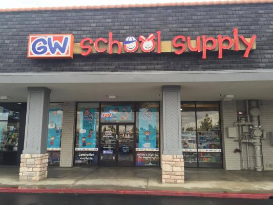 Fresno, San Joaquin Valley School Supply Store - Well Established For Sale